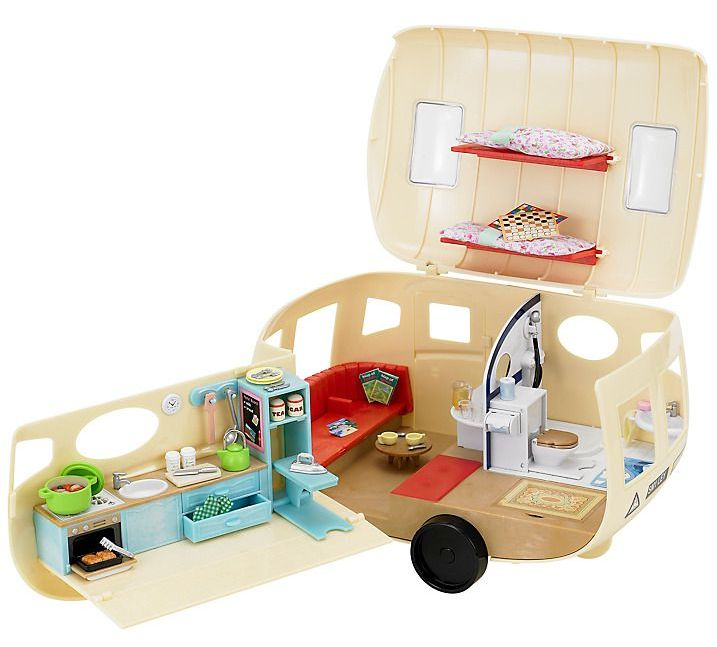 Image of   Sylvanian Families campingvogn