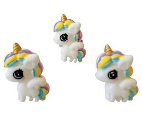 Image of   Pop Cutie cute unicorn multi fingerring