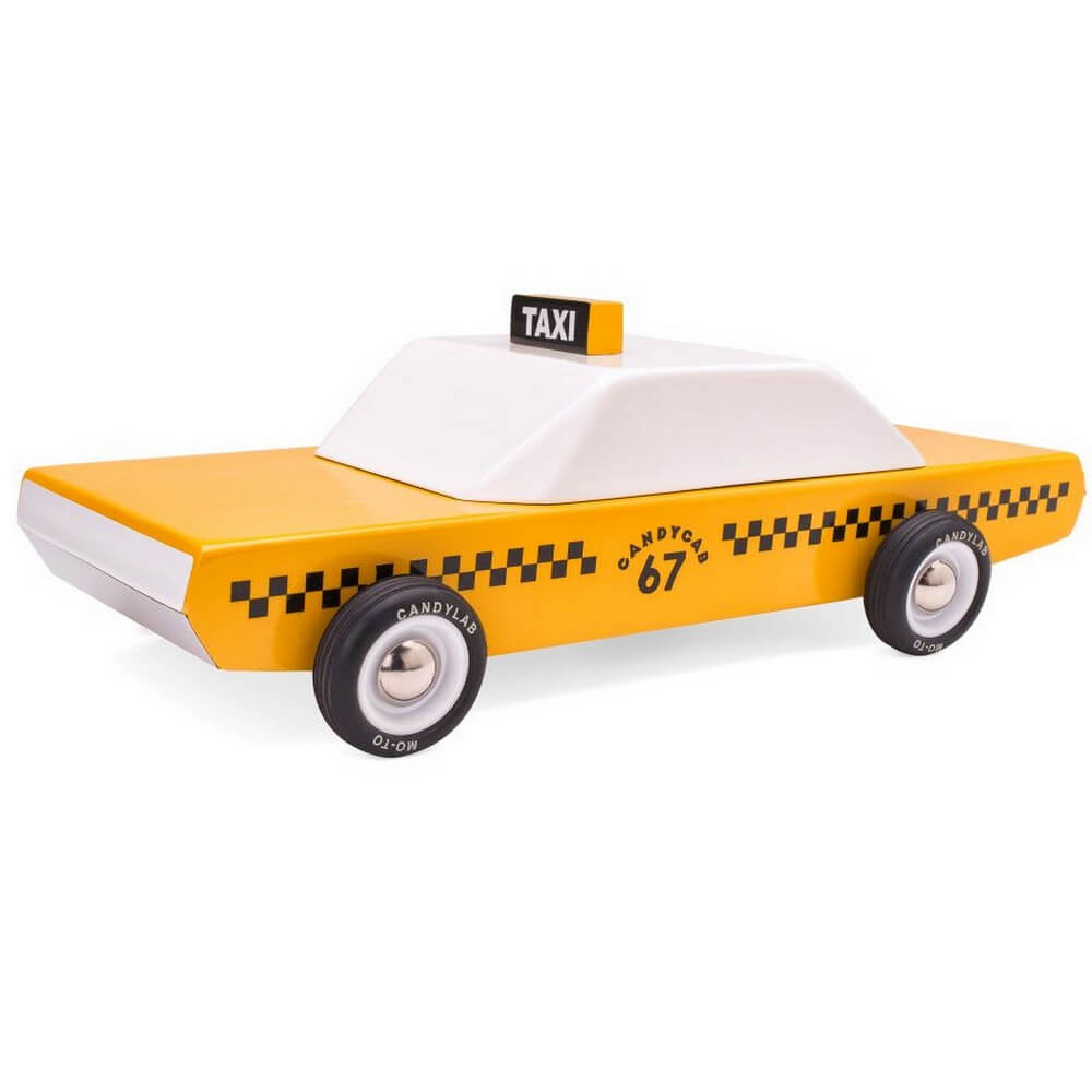 Image of   Candylab Toys Americana taxi