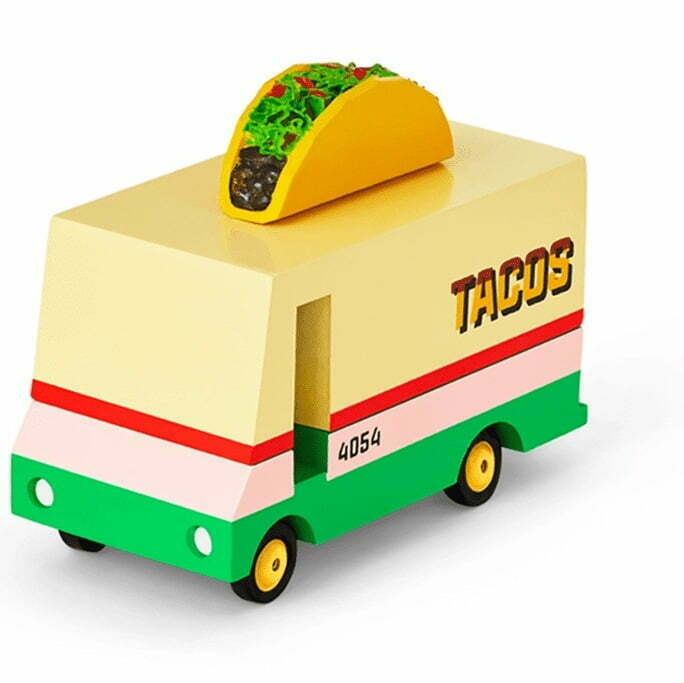 Image of   Candylab Toys candyvan Tacos bil