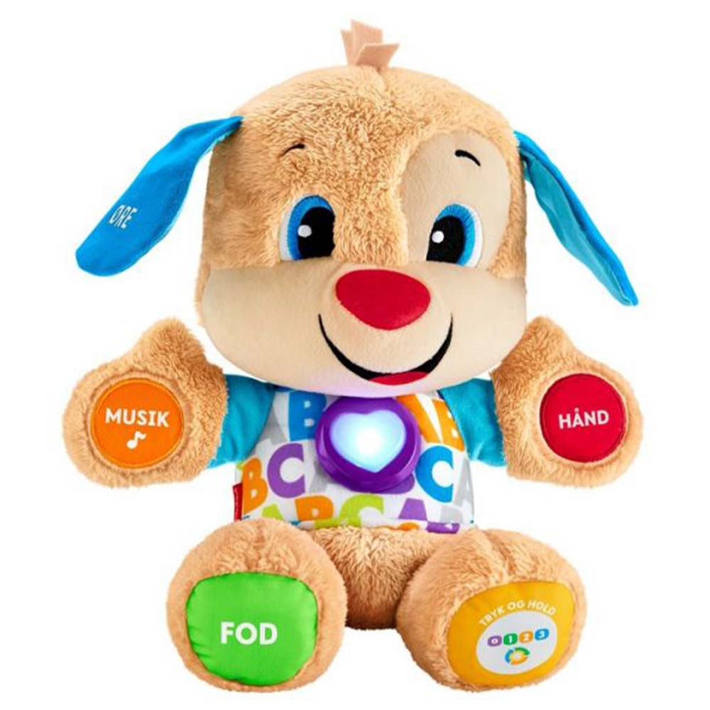 Fisher-Price laugh and learn hund
